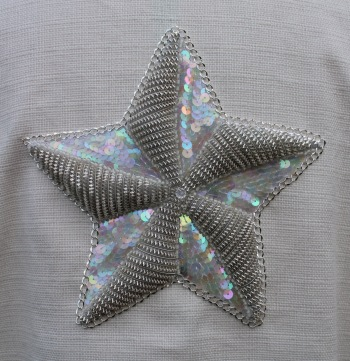 goldwork star